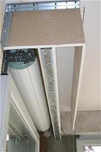 Volet Roulant Interieur Maison : pour cacher le coffre du volet roulant rideaux embrasses ~ Premium-room.com Idées de Décoration