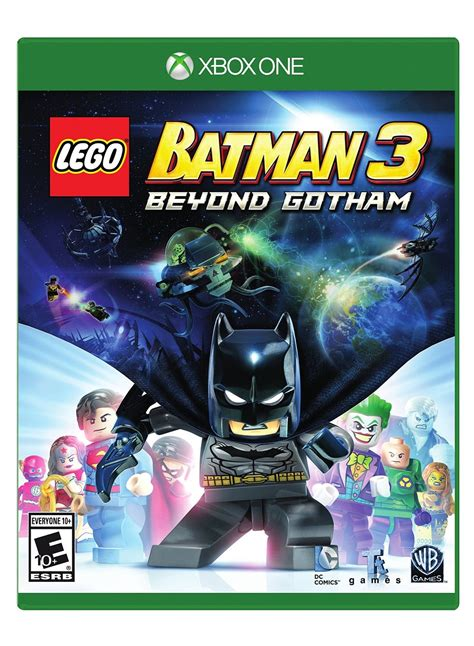 xbox 9ne games lego batman 3 beyond gotham edition xbox one home