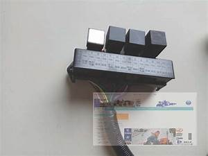 Tb450 482j 2  The Central Fuse Box Assembly For Foton Tractor Ft404 Ft454