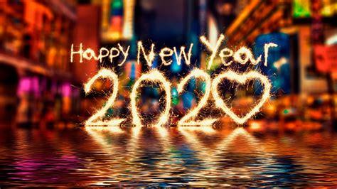 2020年新年创意英文图片桌面壁纸_桌面壁纸_mm4000图片大全