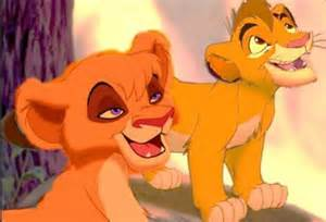 Lion King Kopa and Vitani