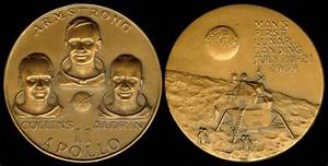 1969 US: Apollo 11 commemorative medal