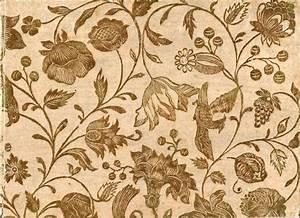 vintage floral patterns 2017 - Grasscloth Wallpaper