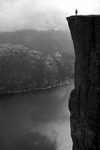 standing at the great precipice | travel | Pinterest