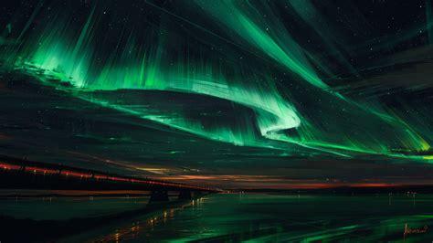 Northern Lights Wallpaper Hdwallpaper20com