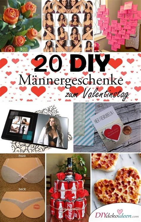 20 kreative und lustige diy m 228 nnergeschenke zum valentinstag
