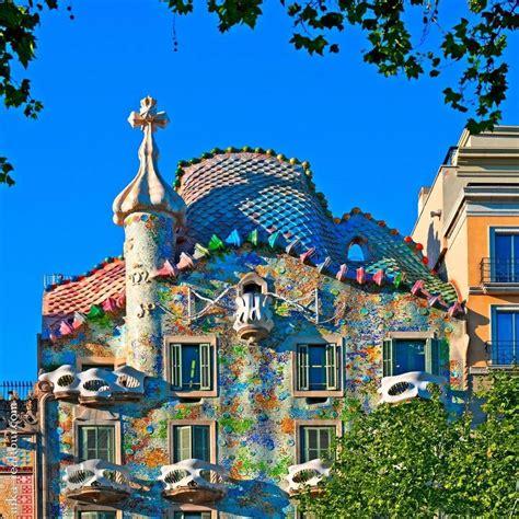 Casa Batilo by Barcelona Of Gaud 237 A Museum Right At Your Door El