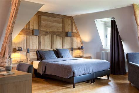 hotel avec chambre a theme chambres la chaumiere hotel 4 étoiles avec vue mer à honfleur