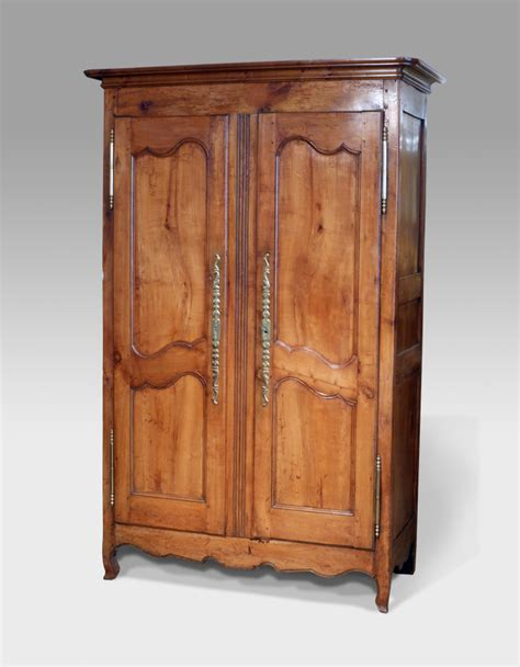 Antique Armoire, Antique Wardrobe, Cherry Wood Armoire