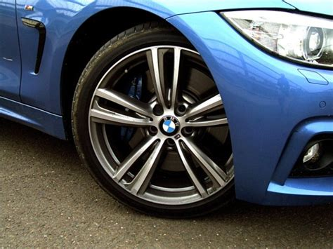 "Bmw Style 442m 19"" Wheels And Tires M Sport"