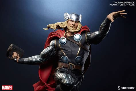 Alien Vs Predator Wallpaper Marvel Thor Premium Format Tm Figure By Sideshow Collectibl Sideshow Collectibles