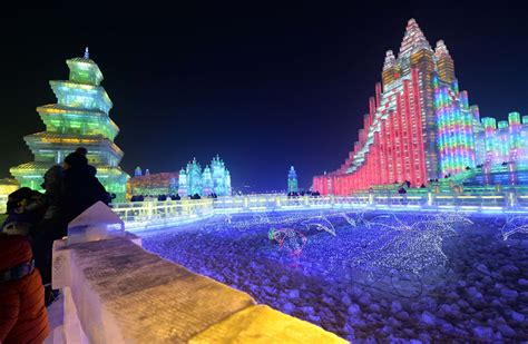 Harbin And Snow Festival Picture by The Harbin International And Snow Festival Pictures