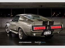 """1968 Ford Mustang Fastback – """"Movie Correct Eleanor"""