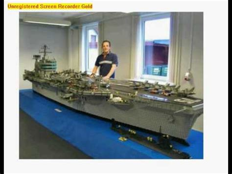 Biggest Lego Boat Ever by Awsome Lego Boats Youtube