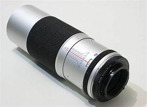 The Tamron 300 Mm F   5 6 Adaptall Model Ct