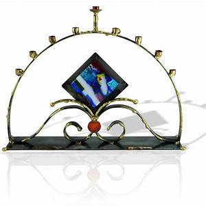 Limited Edition, Exclusive Rosenthal Arched Menorah