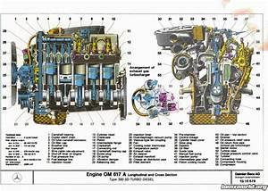 Om 617 Engine Cross Section