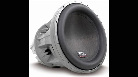 subwoofer auto test subwoofer bass test sound high quality nr 15