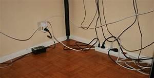 Baguette Pour Cable Electrique : protection des c bles lectriques ~ Premium-room.com Idées de Décoration