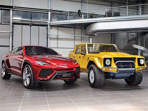 Lamborghini Urus Suv Coming In 2018  Dubicars News