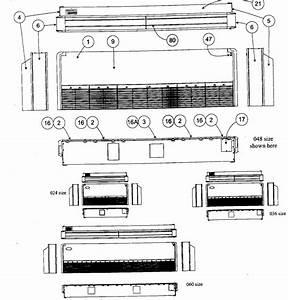 Carrier Model 40qaq048300 Air Heat Pump Outside Unit  Genuine Parts