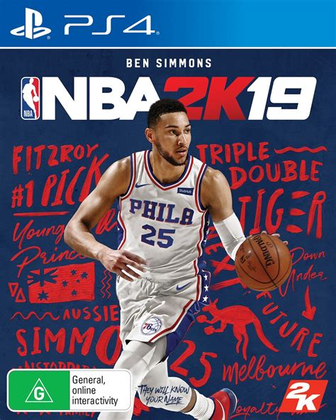 NBA 2K19 | PS4 | Buy Now | at Mighty Ape NZ