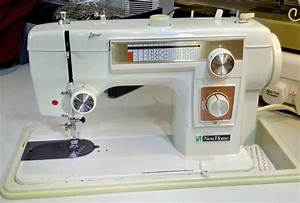 Fixing Up New Home 551  U2013 Vintage Sewing Machines