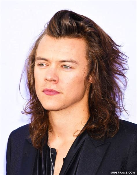 harry styles his hair is nash grier secretly turning into harry styles superfame