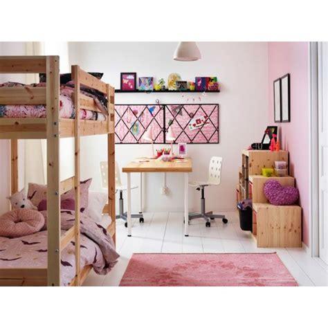 chambre fille ikea chambre pour 2 enfants par ikea