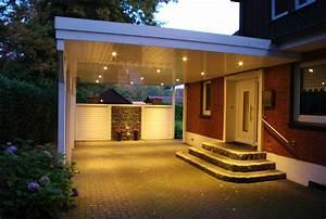 Carport Terrasse Kombination : carport und hauseingang kombinieren so muss das ~ Somuchworld.com Haus und Dekorationen