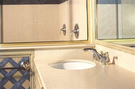 plan de travail en marbre pour cuisine plan de travail salle de bain
