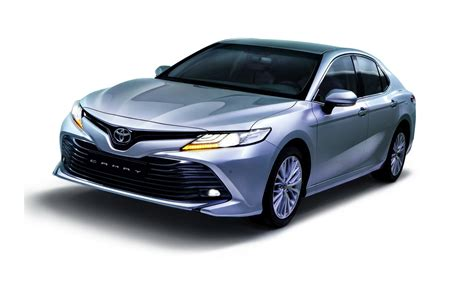2019 Toyota Camry Is Here, Starts At Php 1.806 M
