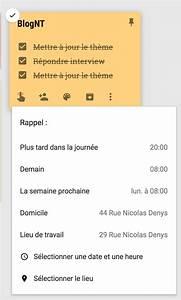Comment Utiliser Google Keep Pour Une Gestion De Projet Simple