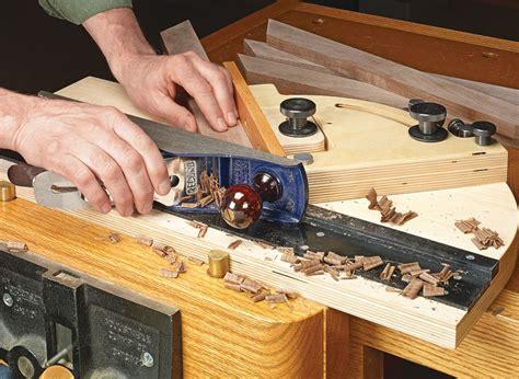 micro adjustable shooting board