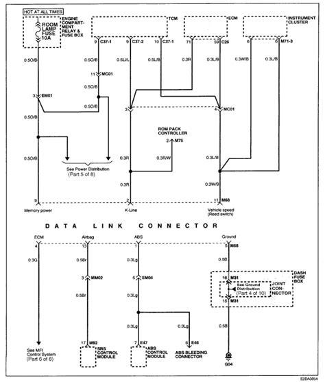 Hyundai Accent Radio Wiring Diagram