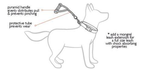 ezydog mongrel control dog lead comfort control handle