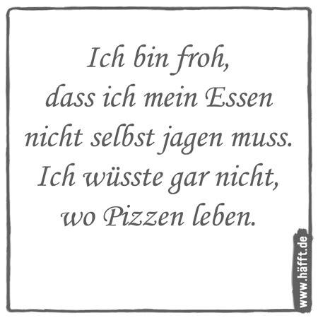 schoene sprueche ueber pizza haefftde