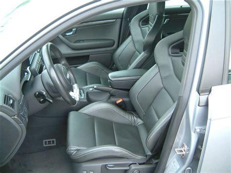 siege rs4 troc echange audi rs4 avant v8 4 2 420 cv sièges f1 volant