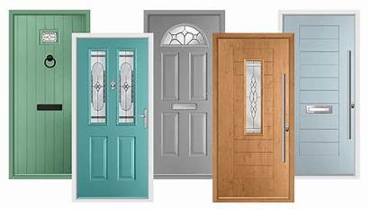 Doors Composite Endurance Door Colour Colours Contemporary