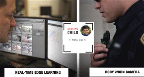 Police Body Cameras to Get Facial Recognition - Cool Wearable