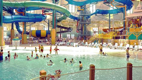 Where Are Great Wolf Lodge Indoor Water Park Resorts?