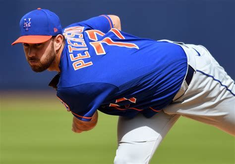 David Peterson to start for Mets Tuesday vs. Red Sox ...