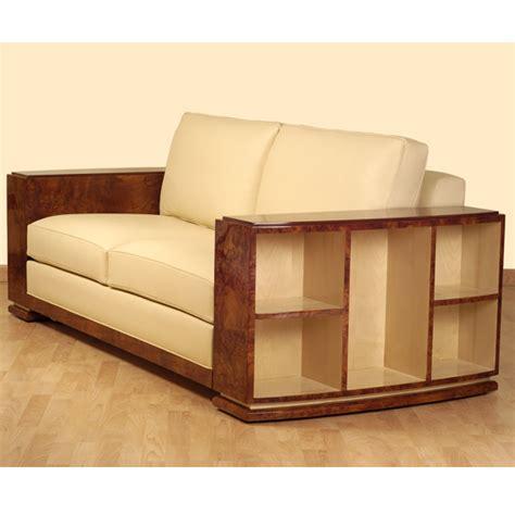 canapé nubuck mobilier déco meubles sur mesure hifigeny