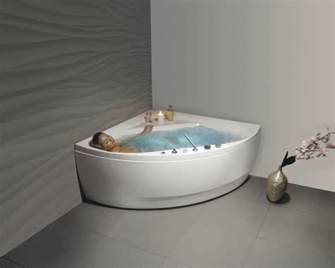 Jetted Bathtub by Aquatica Hydrorelax Jetted Corner Bathtub Usa