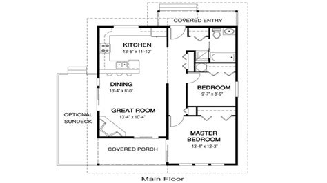 1000 sq ft floor plans guest house plans 1000 sq ft guest pool house cabana