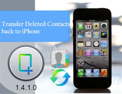 how to get back deleted pictures on iphone how to recover deleted contacts number back to iphone