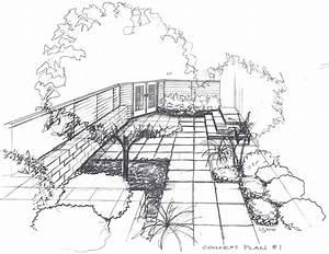 Landscaping Design Sketch PDF