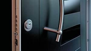 prix d39une porte blindee cout moyen tarif d39installation With installation porte blindée prix