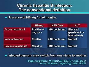 Chronic Hepatitis B: Refining Management Approaches and ...