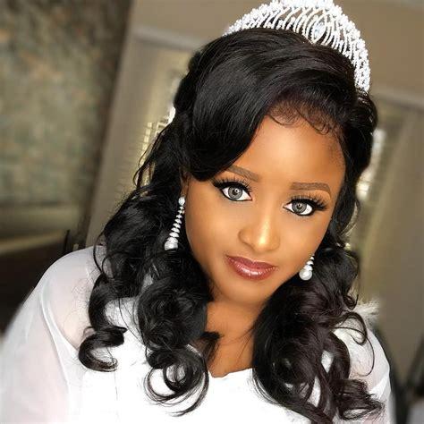 Black Wedding Hairstyles by Bridal Hairstyles 41 Wedding Hairstyles For Black